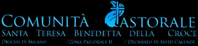 """Comunità Pastorale """"Santa Teresa Benedetta della Croce"""""""