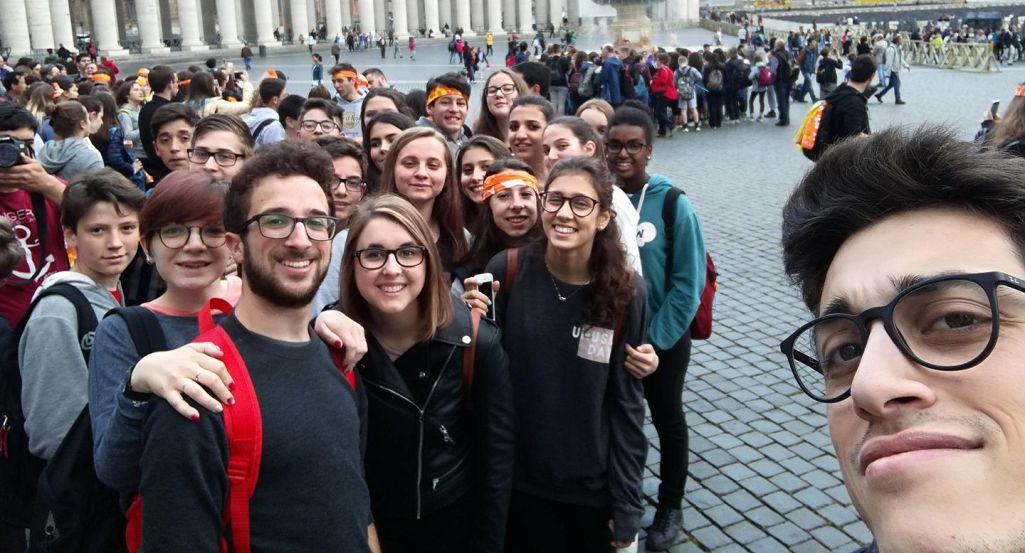 Un pellegrinaggio affascinante a Roma con i nostri preado di 3ª media