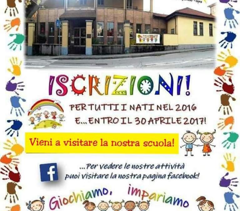 Venite a visitare la nostra scuola! Vi aspettiamo con i vostri bambini!